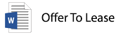 Offer To Lease